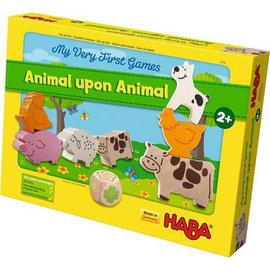 HABA My Very First Games: Animal Upon Animal