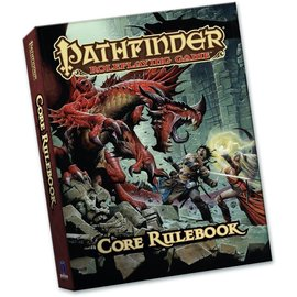 Paizo Pathfinder Roleplaying Game: Core Rulebook Pocket Edition