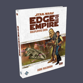 Fantasy Flight Star Wars RPG: Edge of the Empire Core Rulebook