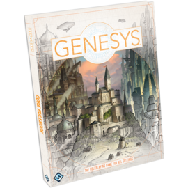 Fantasy Flight Genesys RPG: Core Rulebook Hardcover