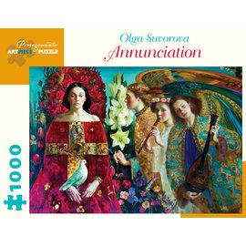 Pomegranate Olga Suvorova: Annunciation 1000-Piece Jigsaw Puzzle