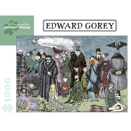 Pomegranate Edward Gorey 1000-Piece Jigsaw Puzzle