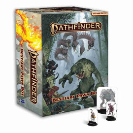 Paizo Pathfinder Second Edition Pawns: Bestiary Box