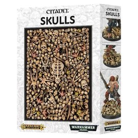 Games Workshop Citadel Skulls (SL)