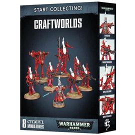 Games Workshop Warhammer 40k: Start Collecting! Craftworlds (SL)