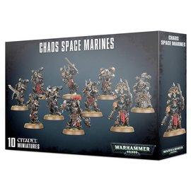 Games Workshop Warhammer 40k: Chaos Space Marines - Chaos Space Marines (2019) (SL)