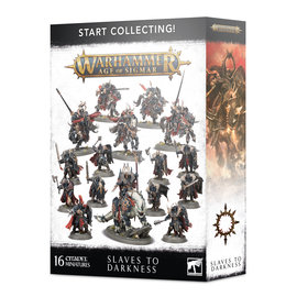 Games Workshop Age of Sigmar: Start Collecting! Slaves to Darkness