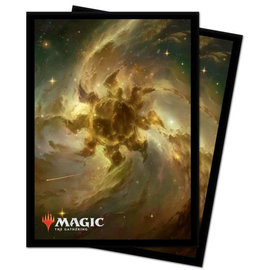 Ultra Pro Magic Celestial Lands Sleeves (100ct) - Plains