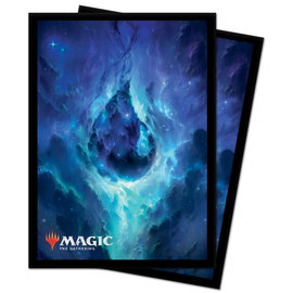 Ultra Pro Magic Celestial Lands Sleeves (100ct) - Island