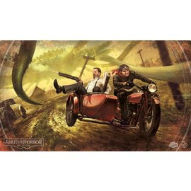 Fantasy Flight Arkham Horror LCG: Narrow Escape Playmat