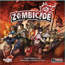 Cool Mini or Not Zombicide