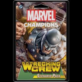 Fantasy Flight Marvel Champions LCG: The Wrecking Crew Scenario Pack
