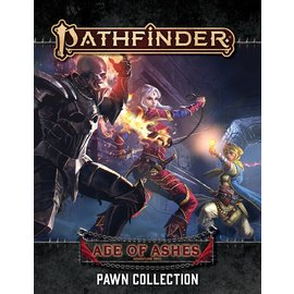 Paizo Pathfinder Second Edition Pawns: Age of Ashes