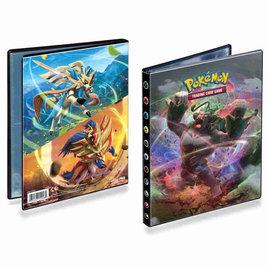 Ultra Pro Ultra Pro Pokemon Sword & Shield Rebel Clash 4 Pocket Binder