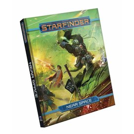 Paizo Starfinder RPG: Near Space