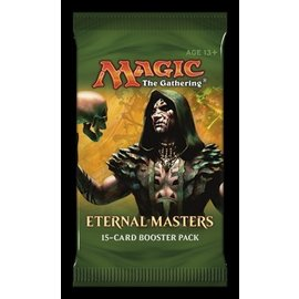 Wizards of the Coast Eternal Masters Booster Pack