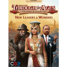 Czech Games Through the Ages: New Leaders & Wonders Expansion
