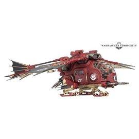 Games Workshop Warhammer 40k: Adeptus Mechanicus Archaeopter Stratoraptor/Fusilave/Transvector