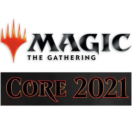 Wizards of the Coast Core 2021 Booster Box