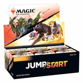 Wizards of the Coast Magic Jumpstart Booster Box (PREORDER - Local Pickup only)