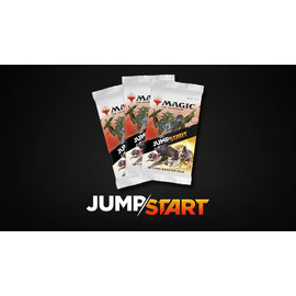 Wizards of the Coast Magic Jumpstart Booster Pack