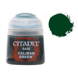 Games Workshop Citadel Base - Caliban Green
