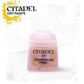 Games Workshop Citadel Dry - Changeling Pink (Discontinue)