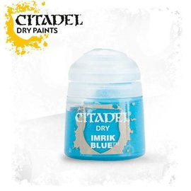 Games Workshop Citadel Dry - Imrik Blue