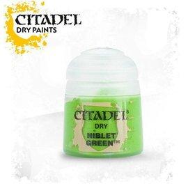 Games Workshop Citadel Dry - Niblet Green
