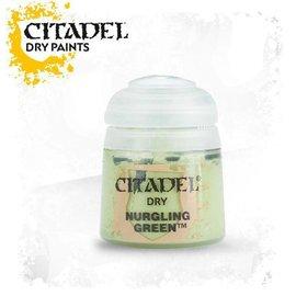 Games Workshop Citadel Dry - Nurgling Green