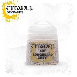 Games Workshop Citadel Dry - Longbeard Grey