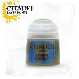 Games Workshop Citadel Layer - Loren Forest