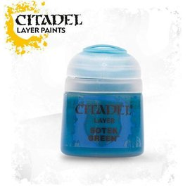 Games Workshop Citadel Layer - Sotek Green