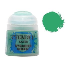 Games Workshop Citadel Layer - Sybarite Green