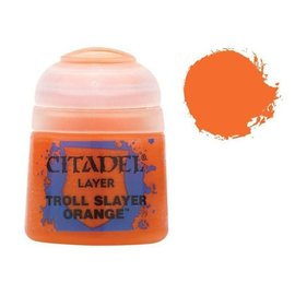 Games Workshop Citadel Layer - Troll Slayer Orange