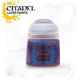 Games Workshop Citadel Layer - Xereus Purple