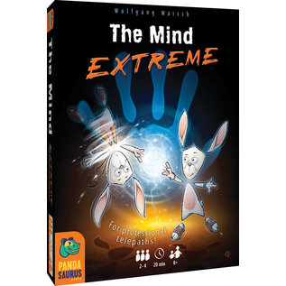 Pandasaurus The Mind Extreme