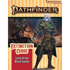 Paizo Pathfinder RPG: Adventure Path - Extinction Curse Part 5 - Lord of the Black Sands (P2)