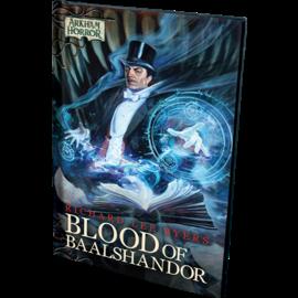 Fantasy Flight Arkham Horror: The Blood of Baalshandor Hardcover