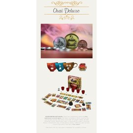 Steeped Games Chai Deluxe Edition (Kickstarter Exclusive) (Preorder)