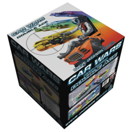 Steve Jackson Games (Local Pickup Only) Car Wars Sixth Edition Double Ace (Kickstarter) (Preorder)