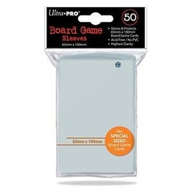 Ultra Pro 65mm X 100mm Board Game Sleeves 50ct
