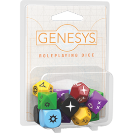 Fantasy Flight Genesys RPG: Dice Pack
