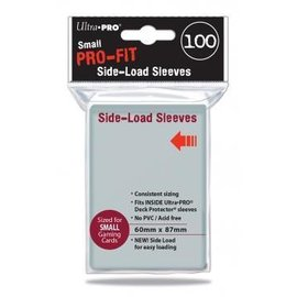 Ultra Pro Ultra Pro SMALL Pro-Fit Side Load Sleeves (100)