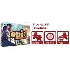 Gamelyn Games Tiny Epic Pirates (Kickstarter Edition) (PREORDER)