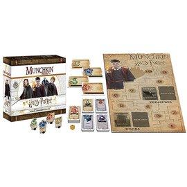 Steve Jackson Games Munchkin Harry Potter Deluxe