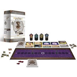 USAopoly Harry Potter Hogwarts Battle: Defense Against the Dark Arts