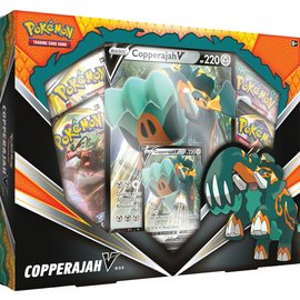 Pokemon International Pokemon - Copperajah V Box