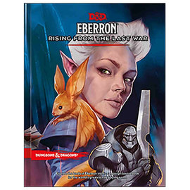 Wizards of the Coast Dungeons and Dragons: Eberron - Rising from the Last War Standard Cover