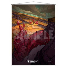 Wizards of the Coast MTG Wall Scroll - Ikoria - 5